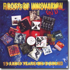 15 and X Years - On-U Sound CD cover