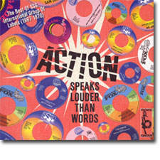 Actions Speak Louder Than Words CD cover