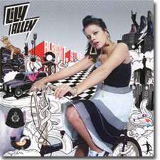 Lily Allen CD cover