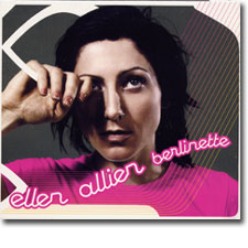 Ellen Allien CD cover