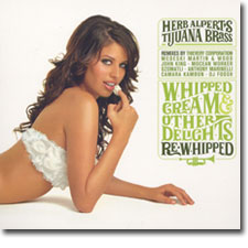 Whipped Cream & Other Delights Re-Whipped CD cover