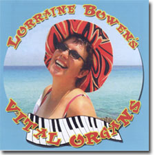 The Lorraine Bowen Experience CD cover