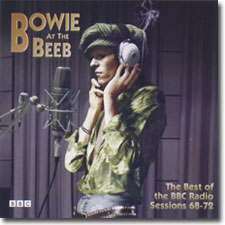 David Bowie CD cover