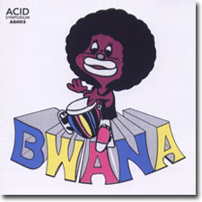 Bwana CD cover