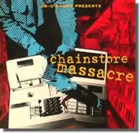 Chainstore Massacre record sleeve