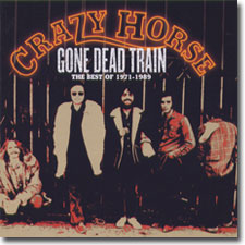 Crazy Horse CD cover