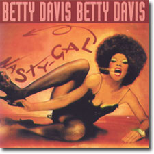 Betty Davis CD cover
