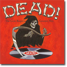 Dead: The Grim Reaper's Greatest Hits CD cover