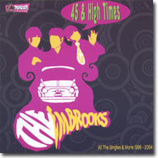 The Embrooks CD cover