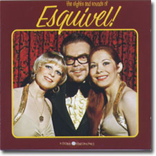 Esquivel CD cover