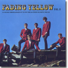 Fading Yellow volume 2 CD cover