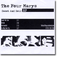 The Four Marys CD5 cover
