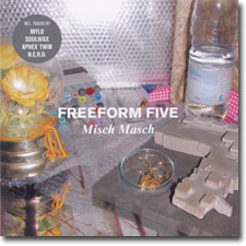 Freeform Five CD cover