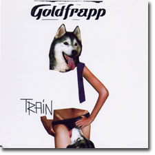 Goldfrapp CD single cover