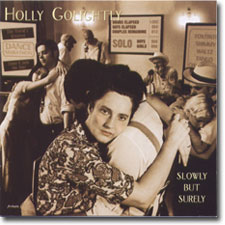 Holly GoLightly CD cover