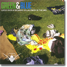 Green & Blue CD cover
