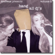 Hang All DJ's Volume 2 CD cover