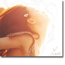 Love CD cover
