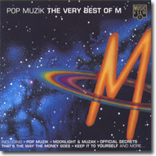 M CD cover