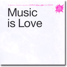 Music is Love  CD cover