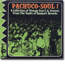 Pachuco-Soul CD cover