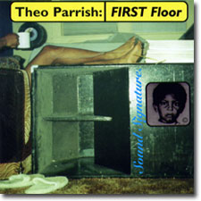 Theo Parrish CD cover