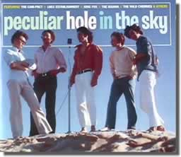 Peculiar Hole is the Sky