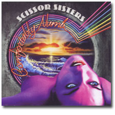Scissor Sisters CD5 cover