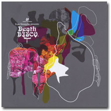 Ivan Smagghe presents Death Disco CD cover