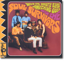 Soul Survivors CD cover