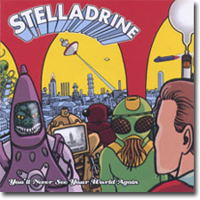 Stelladrine CD cover