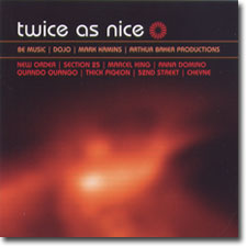 Twice As Nice CD cover