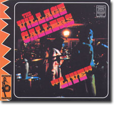 The Village Callers CD cover