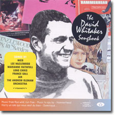 The David Whitaker Songbook CD cover