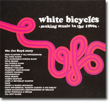 White Bicycles CD cover