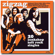Zigzag CD cover